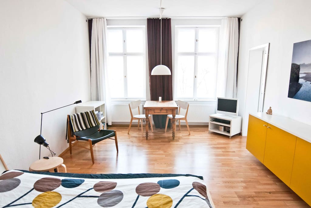 Nice Apartment at Prenzlauer Berg