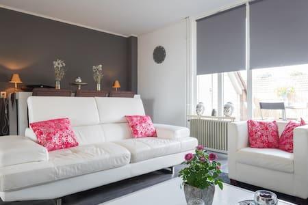 Charmante 2 slaapkamer woning - Nieuwegein - Huoneisto