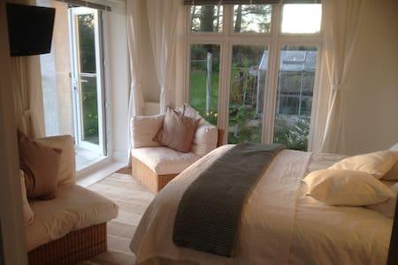 Kingfisher Room (Double ensuite) - Builth Wells - Bed & Breakfast