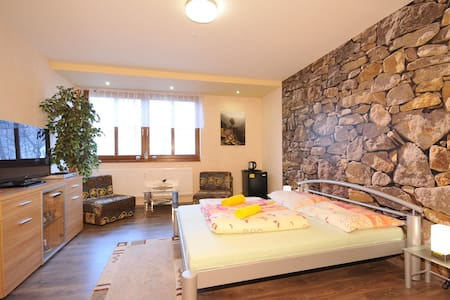 RUDOLF Slovensky raj Double room - Casa