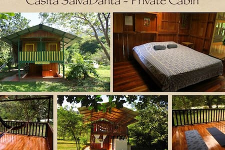 River-front Cabin at Buenaventura - Cabin