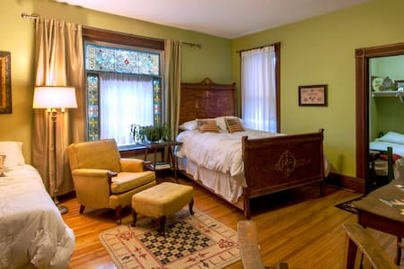 Liberty House B&B, Antiques & Gifts - Seward - Szoba reggelivel