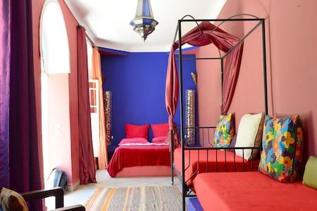 garden/pool view room - Marrakech - House