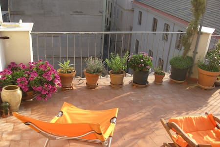 Sunny penthouse with terrace - València - Other