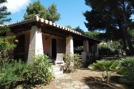 Campulongu:villa 150 m from the sea - Villasimius - Villa