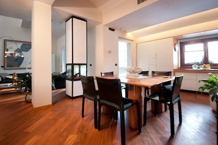 Charming  Modern Flat in Bergamo