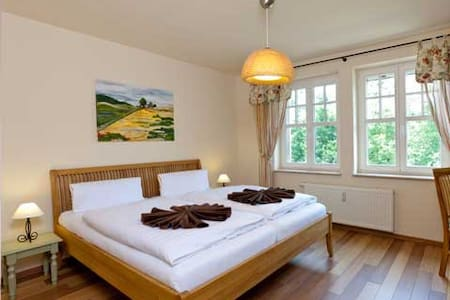 077-004 Zwei-Zimmer-Fewo Seeblick - Condominium