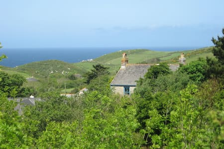 Traditional Cornish Farmhouse  - House