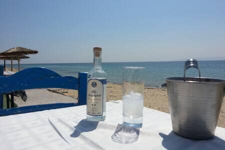 Ofrinio beach, kavala, Grèce . - Apartment