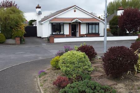 Family friendly stay - Portlaoise - Bungalow