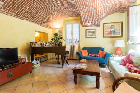 Camera matrimoniale in villa - Milan