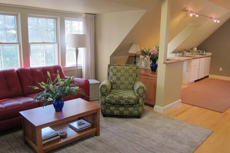 Sunny, private & newly renovated    - Watertown - Wohnung