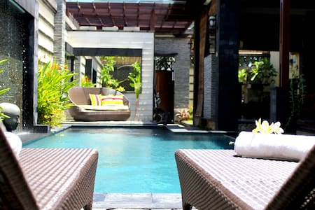 Luxurious Central Bali Seminyak - North Kuta
