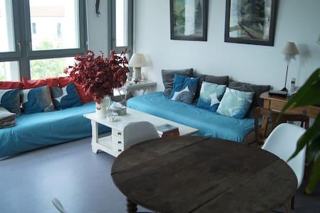Chambre individuelle dans appartement bien situé - Apartment