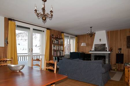 Cervinia penthouse on the slopes - Wohnung