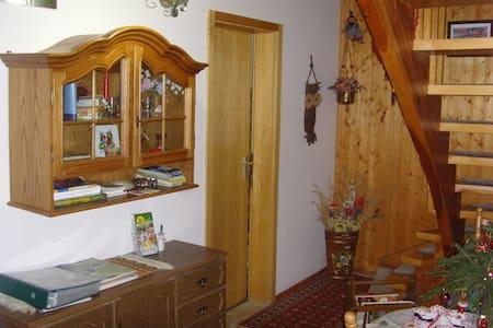 Apartment with 3 rooms and bath - Furtwangen im Schwarzwald