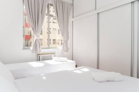 Rib302 Large 1bdr apt in Copacabana - Rio - Apartment