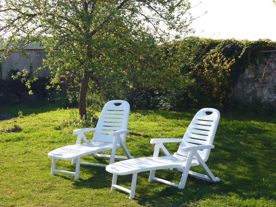 Vos transat / Your chair