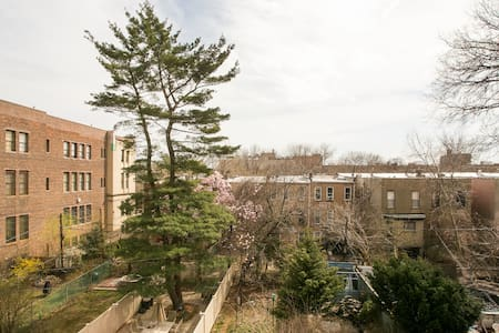 Great Flat in Historic Brownstone - Brooklyn - Apartment