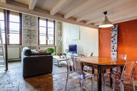Appartement atypique au coeur de Lyon - Lyon - Appartement