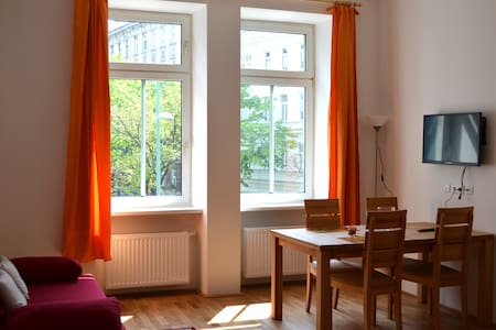 Neues 2-Raum Apartment Typ B - Vienna