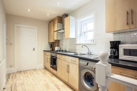 Accessible Location 1bedrm Flat, Walk To The Tube - London