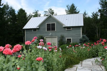 Luxury Barn Apt. Near Middlebury,VT - Lincoln - Pis
