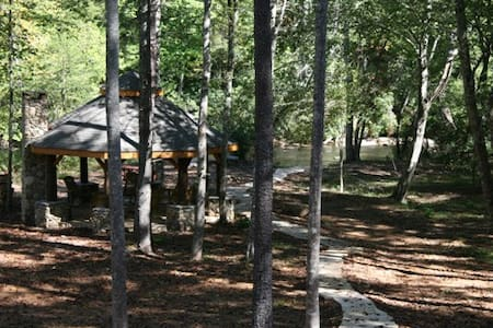 Toccoa Riverfront - Book by Bedroom - Blue Ridge - Chalet