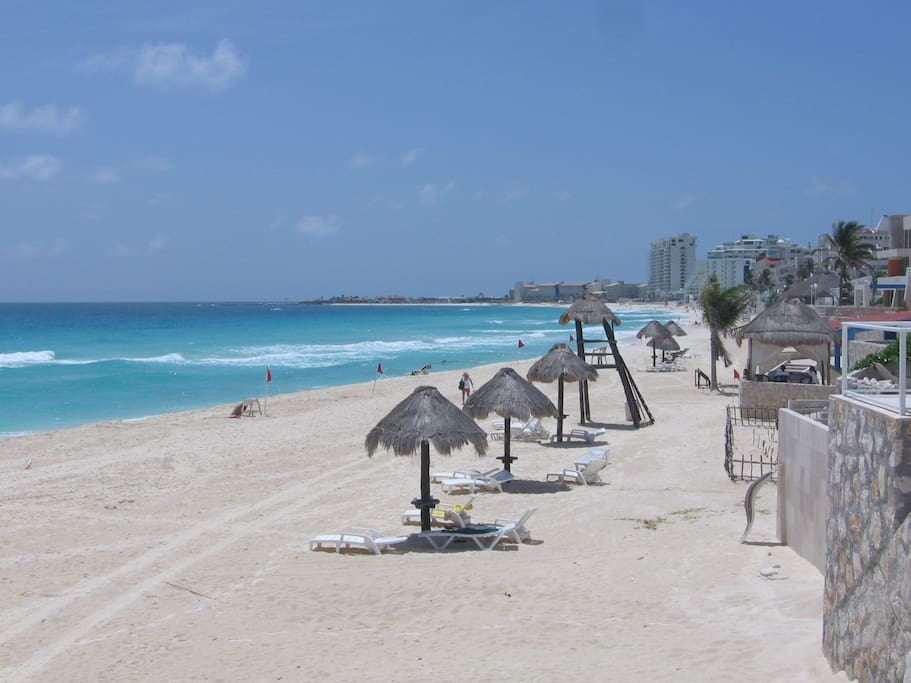 This Great Beach at your Footstep !!