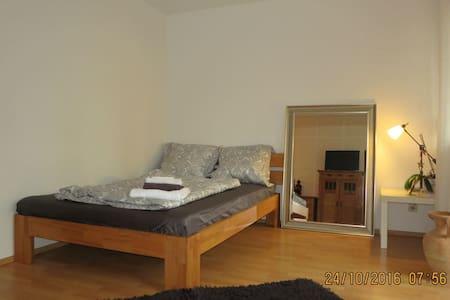 Kuscheliges Apartment mit großem Balkon - Würzburg - Apartment