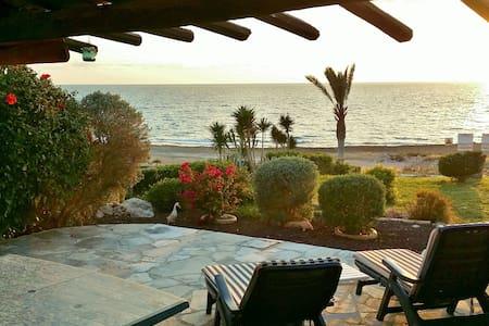 Paphos Beach house on the sea. - Paphos