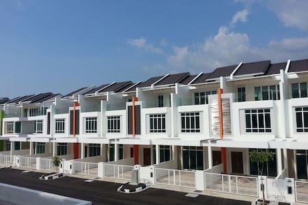 Brand new Terrace in Natural Haven - Balik Pulau