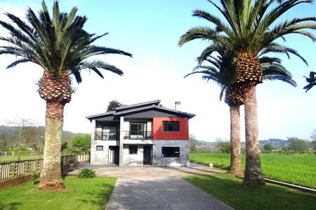 La Casa de la Ría I en Ribadesella - Casa