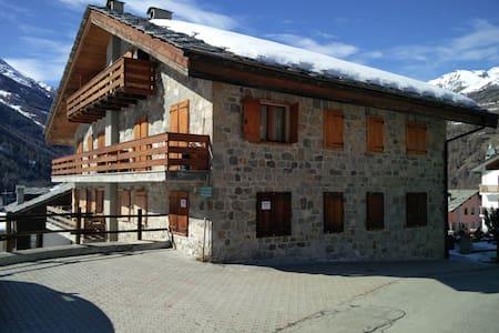 Bilocale a Cogne - Wohnung