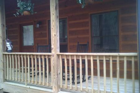 Falling Leaf Retreat -Ellijay cabin - Ellijay