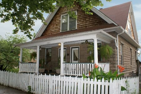 Folk Victorian Gem/Edge of Downtown - Tulsa - House