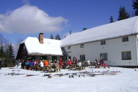 Family run Lodge Cojzarica - Smolnik