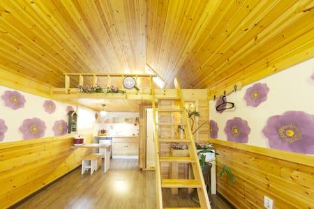 Cozy 1BD Duplex Lodge & Cafe - Namsan-myeon, Chuncheon-si