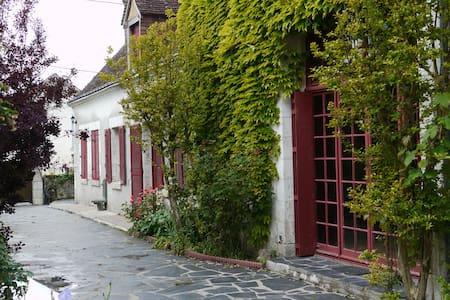 Longère au coeur du vignoble - Montlouis-sur-Loire - House