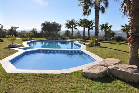 Nice flat Golf see view on Alicante bay - Mutxamel