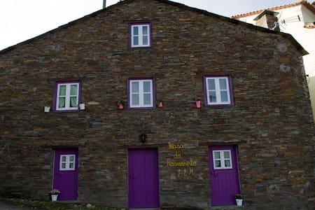 casa do rosmaninho refúgio da montanha - Villa