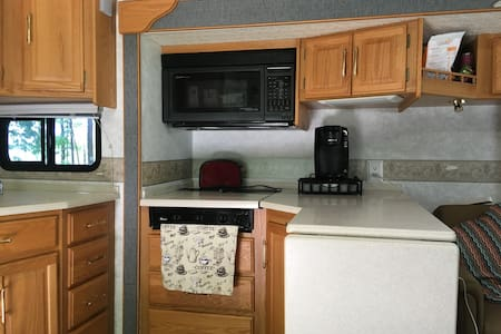 City and country with an RV twist - Camper/RV