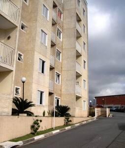 APARTAMENTO DUPLEX EM JANDIRA-SP - Apartmen