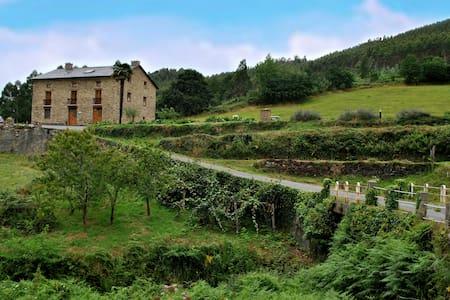 Casa Rural Finca O Bizarro-Galicia - Trabada - Bed & Breakfast