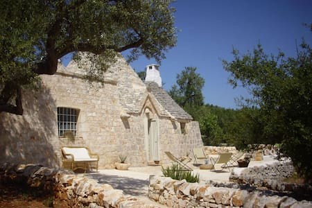 Trullo Chic - Hus