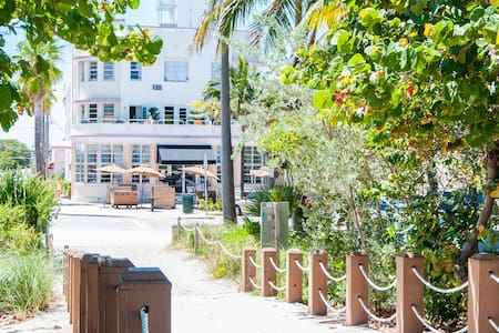 CHARMING STUDIO @ THE BEACH         - Miami Beach - Apartment