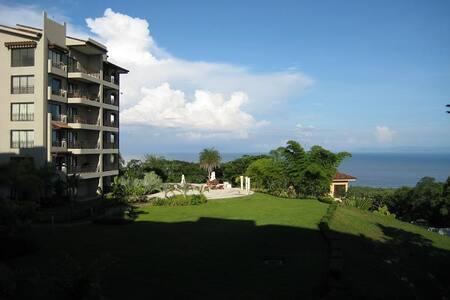 Jaco/Herradura area ocean view apt