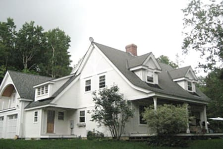 Beautiful Post and Beam Home - Ház