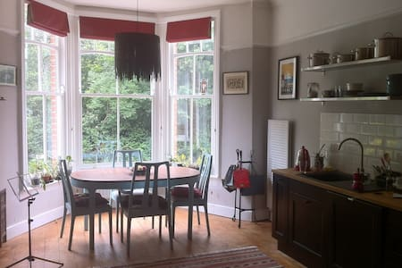 Ground floor flat in Victorian terrace - Londyn
