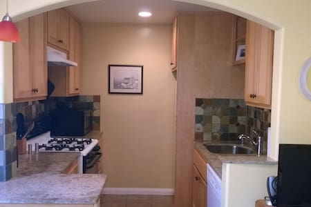 Cozy, private getaway for 1 or 2 - Carlsbad - Appartement